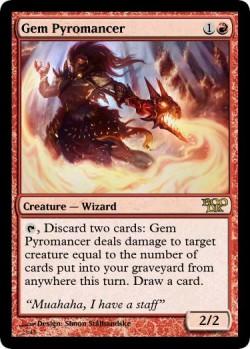 Gem Pyromancer