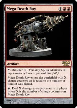 Mega Death Ray